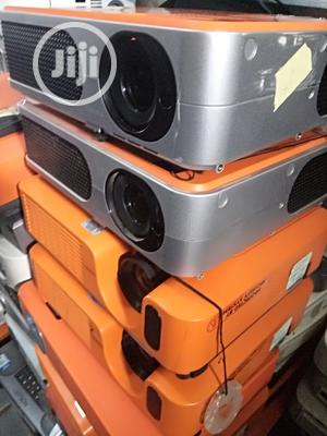 Very Bright Orange Colour Hitachi & Mitsubishi Neat Projectors | TV & DVD Equipment for sale in Kano State, Kano Municipal