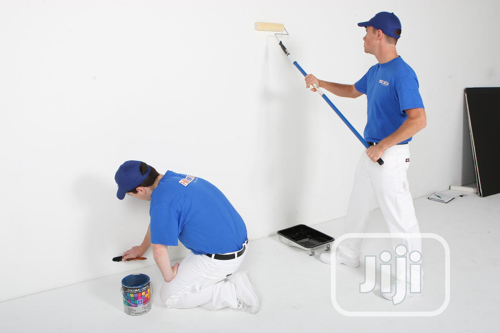Archive: Professional Home/Office Painting Services