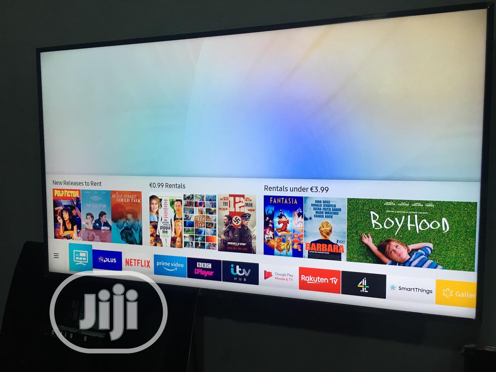 "49""Samsung Smart Ultra High Definition 4k Tv"