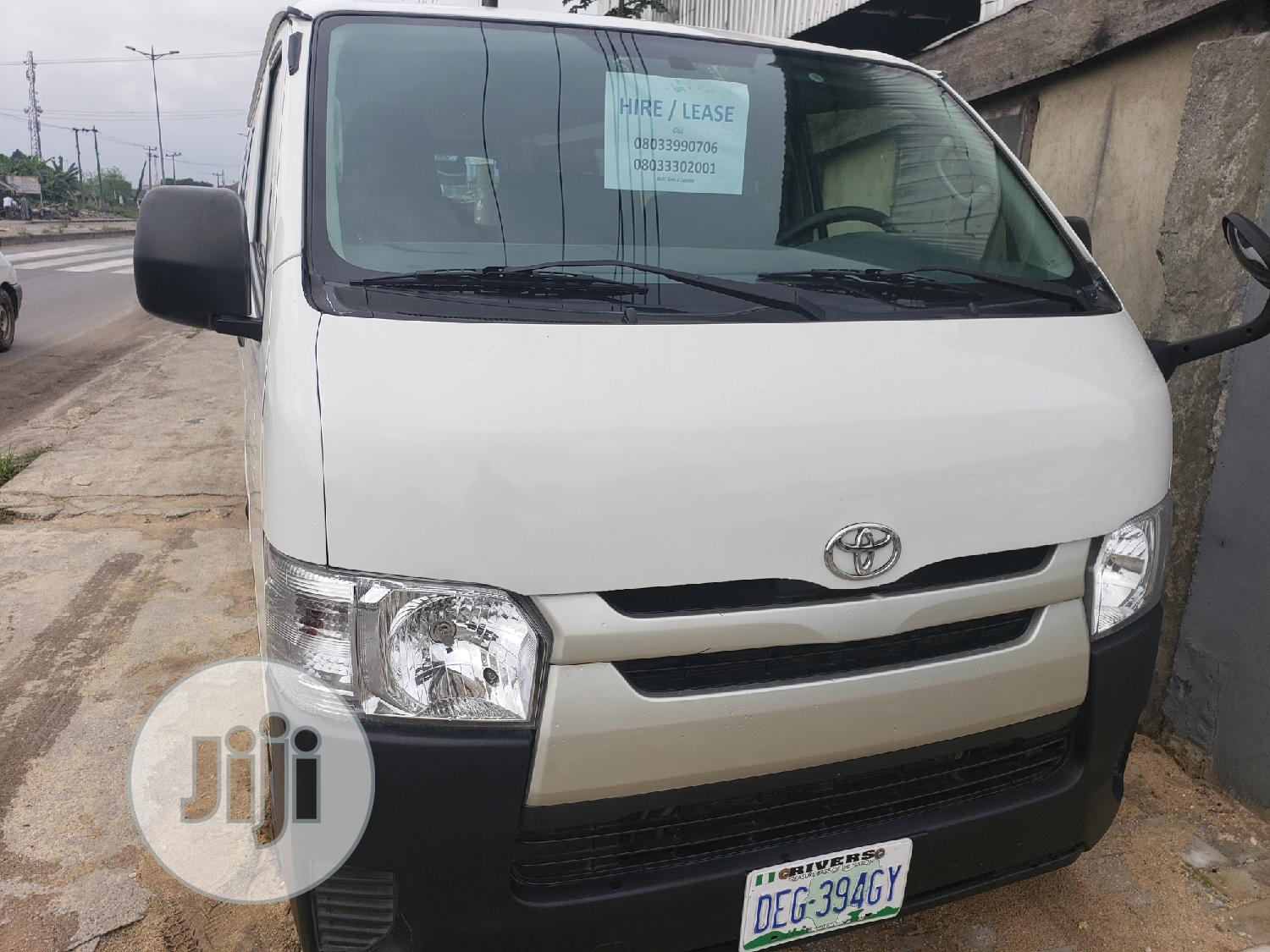 Toyota Hummer Bus For Hire / Lease | Automotive Services for sale in Obio-Akpor, Rivers State, Nigeria