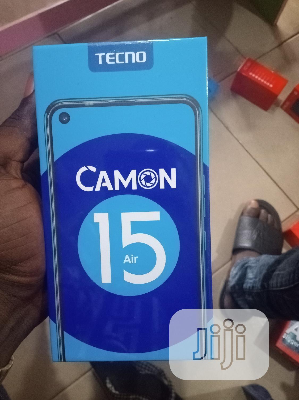 New Tecno Camon 15 64 GB