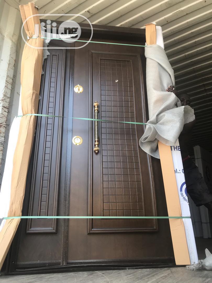 Turkey Armored Luxury Door