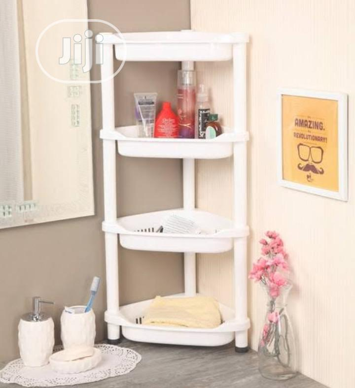 Archive: Four Layers Corner Shelf