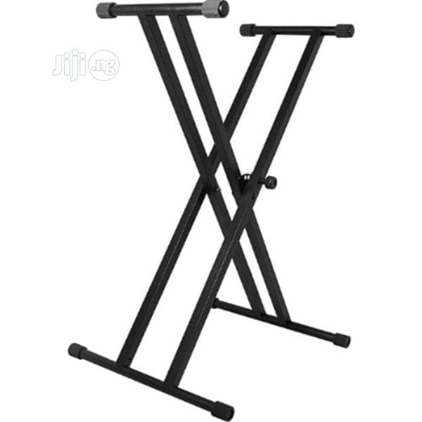 Piano Keyboard Stand   Musical Instruments & Gear for sale in Gbagada, Lagos State, Nigeria