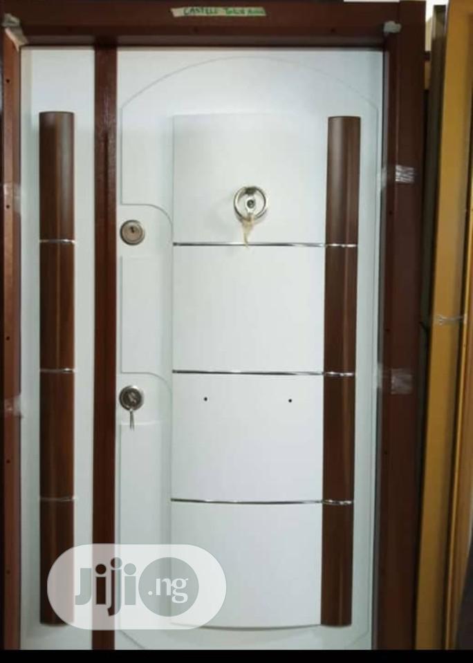 Turkey 4ft Special Security Door