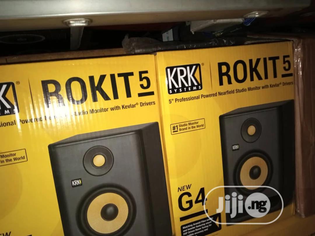 Archive: KRK Rokit 5