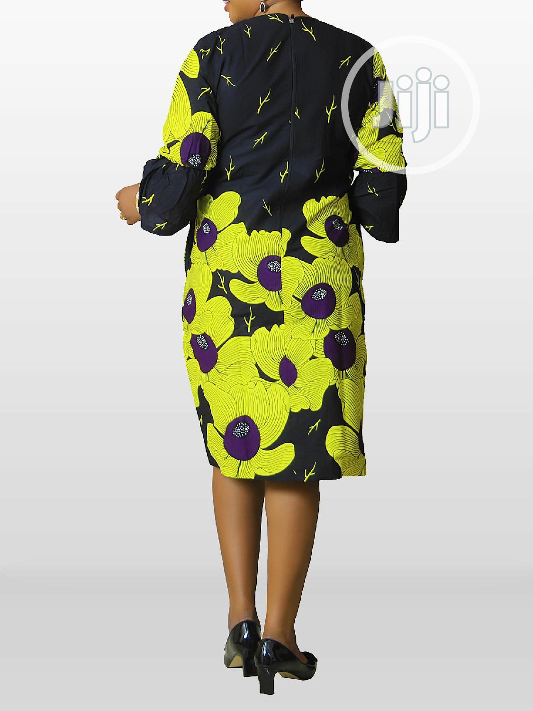 Adorable Ankara Shift Dress | Clothing for sale in Amuwo-Odofin, Lagos State, Nigeria