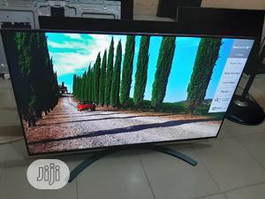 LG Nanocell TV 55 Inch SM8600 Series Nanocell Display 4K HDR Smart TV   TV & DVD Equipment for sale in Lagos State, Ojo