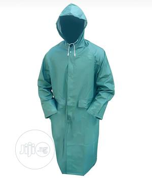 Reusable Waterproof Rain Coat With Hood   Safetywear & Equipment for sale in Lagos State, Ikeja