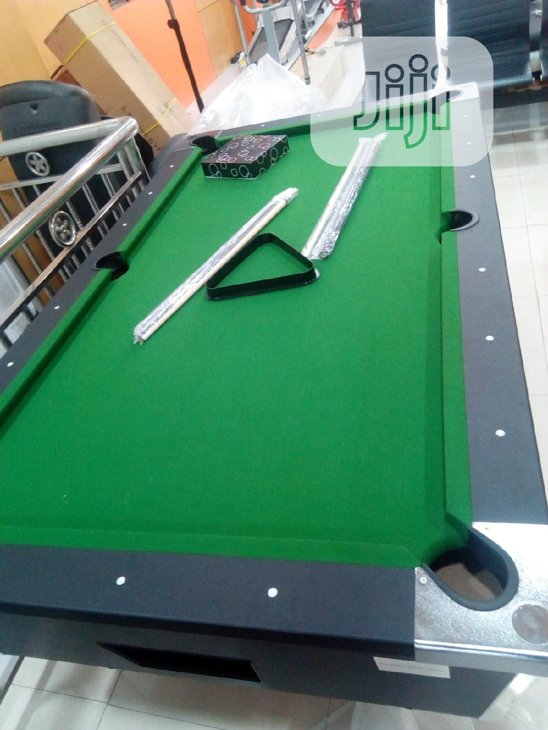 8ft Coin Snooker Board | Sports Equipment for sale in Surulere, Lagos State, Nigeria