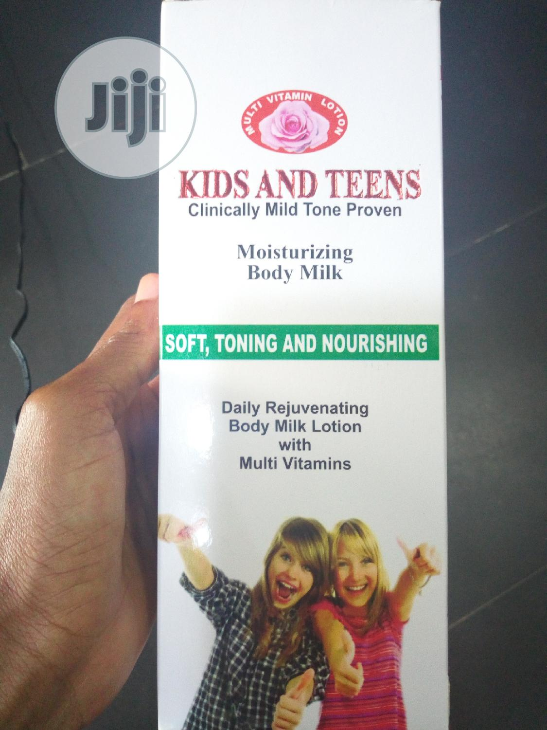 Kids And Teens Lotion (350ml) | Baby & Child Care for sale in Surulere, Lagos State, Nigeria