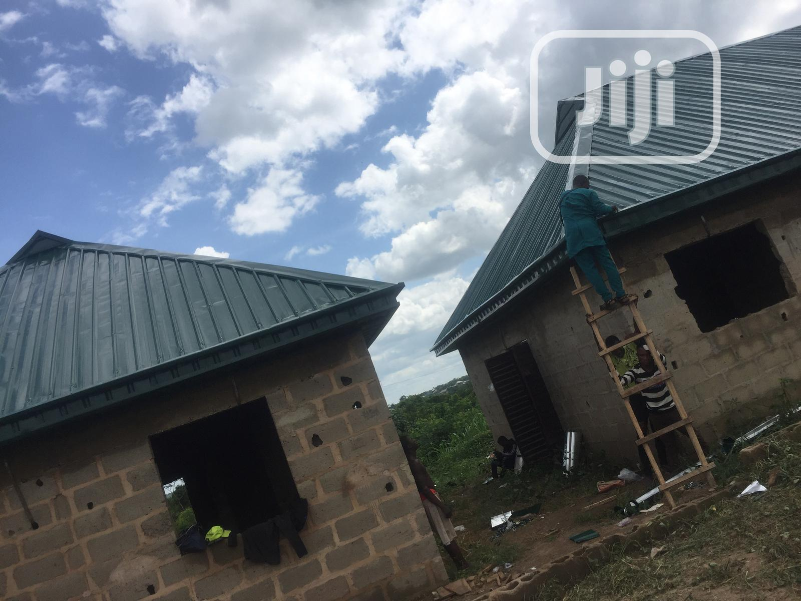 Original Aluminum Roofing Sheet Windows And Doors Installation | Building & Trades Services for sale in Ikoyi, Lagos State, Nigeria