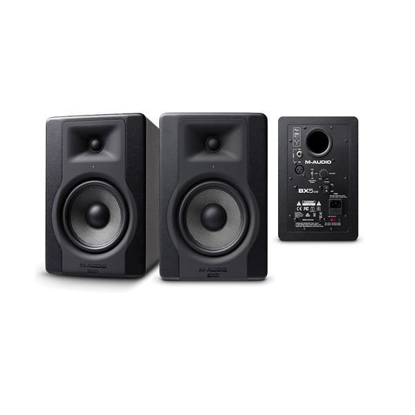 Archive: M-Audio BX5 D3- 2-Way Active Studio Monitor Speaker