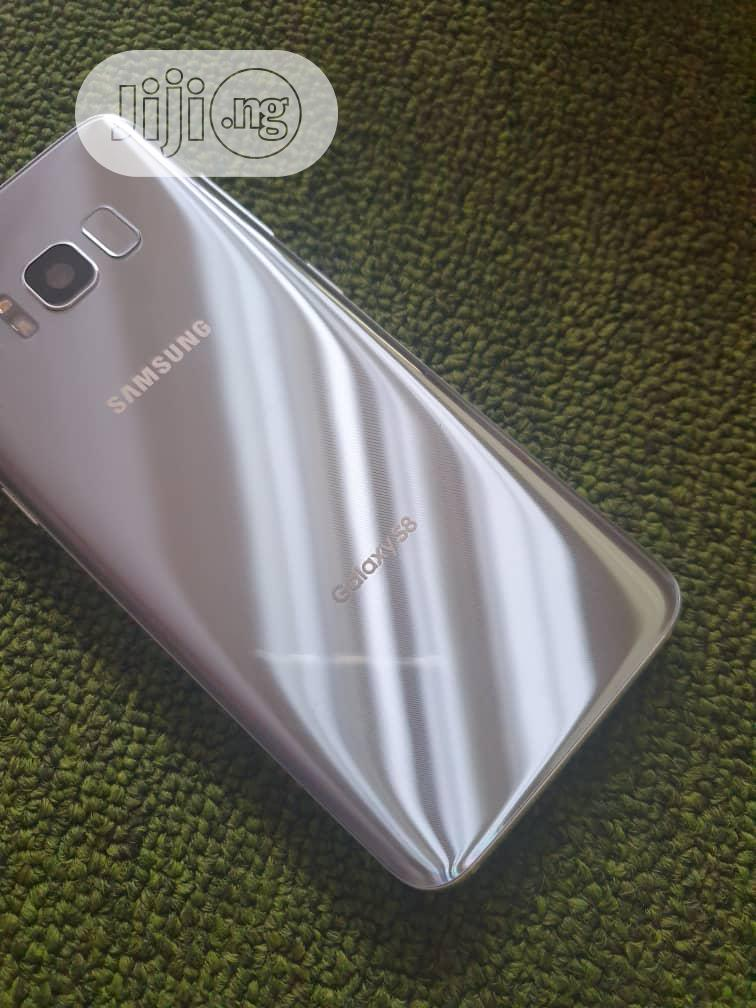 Samsung Galaxy S6 edge 64 GB White | Mobile Phones for sale in Ikeja, Lagos State, Nigeria