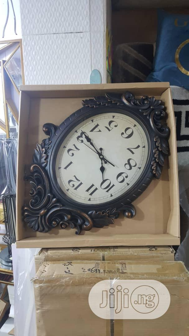 Wall Clock | Home Accessories for sale in Lagos Island, Lagos State, Nigeria