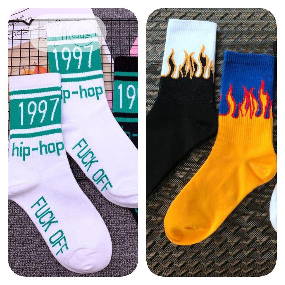 New Arrival Quality Designer Socks