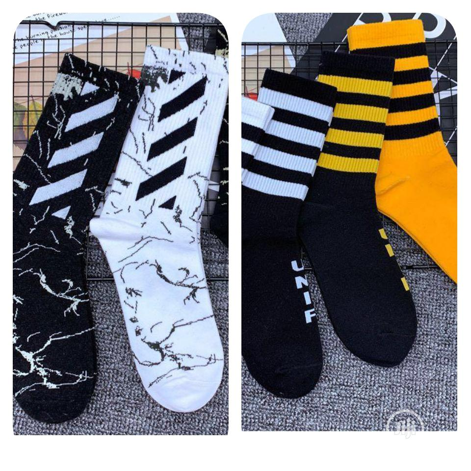 New Arrival Designer Socks | Clothing Accessories for sale in Ikeja, Lagos State, Nigeria