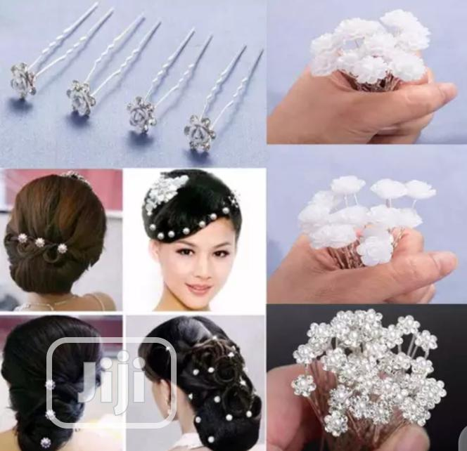 Bridal Hair Pin | Wedding Wear & Accessories for sale in Wuse, Abuja (FCT) State, Nigeria