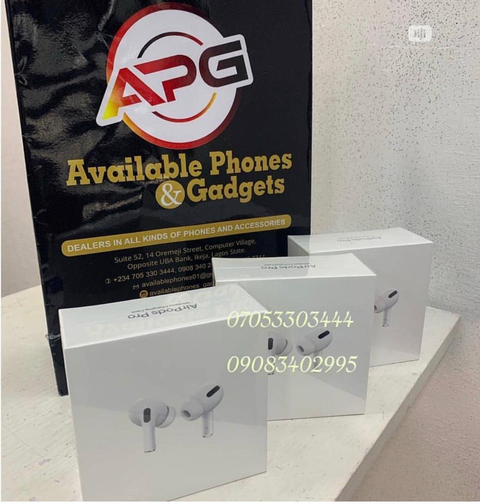 Apple Airpod PRO | Headphones for sale in Ikeja, Lagos State, Nigeria