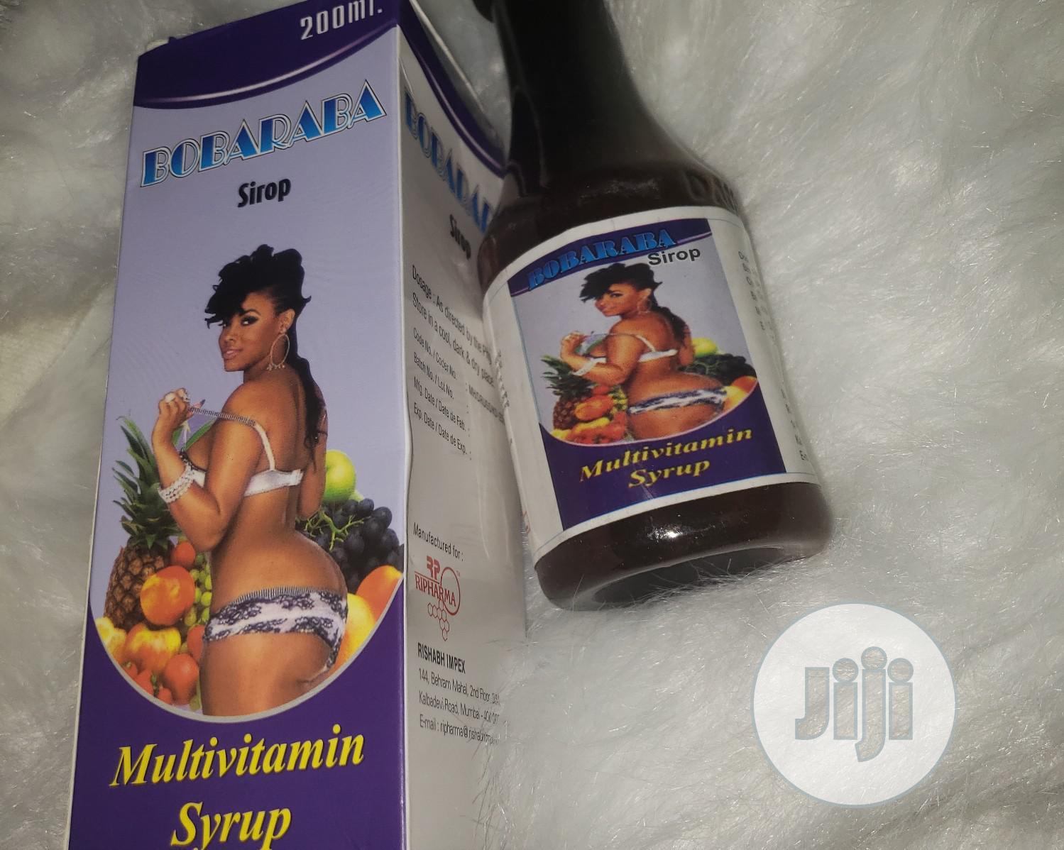 Bobaraba Sirop[Multivitamins Syrup) | Vitamins & Supplements for sale in Lagos Island, Lagos State, Nigeria