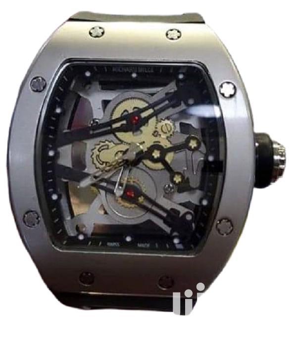 Waterproof Quartz Wristwatch