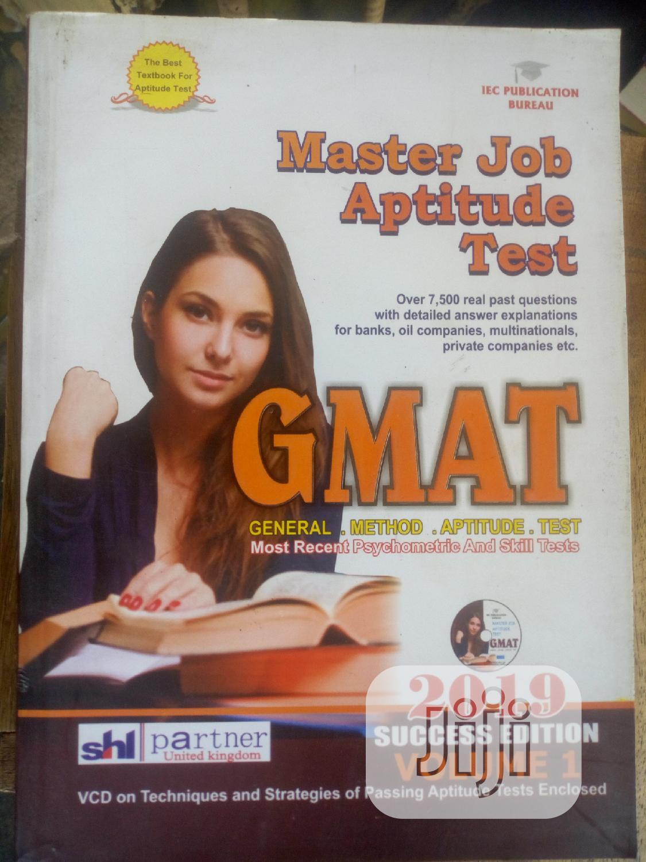 Master Job GMAT