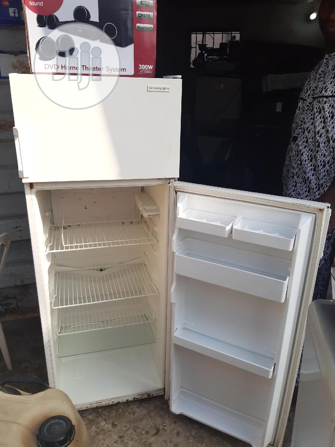 Tokunbo Double Door Refrigerator | Kitchen Appliances for sale in Yaba, Lagos State, Nigeria