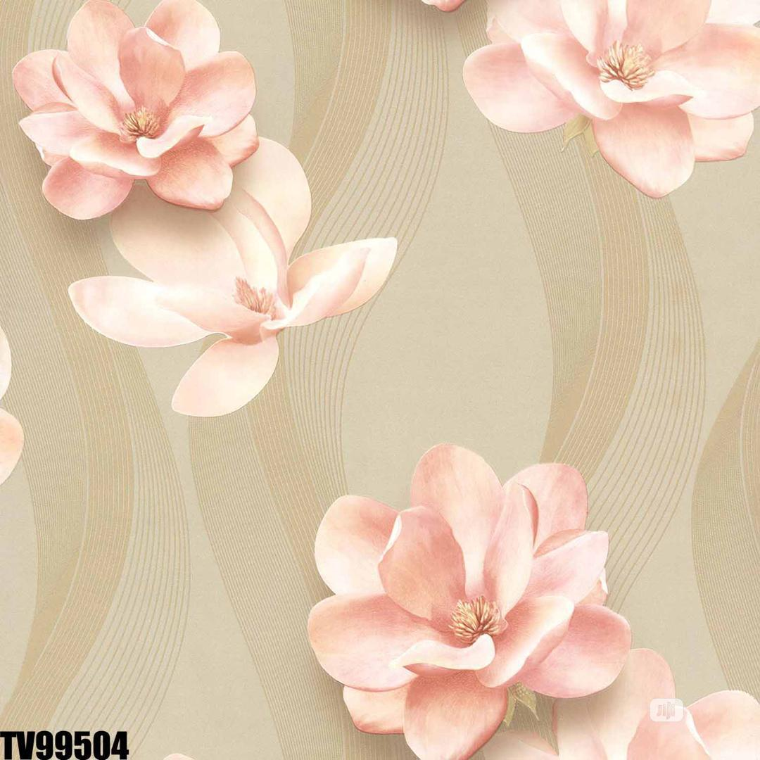 New Floral Wall Paper | Home Accessories for sale in Ikeja, Lagos State, Nigeria