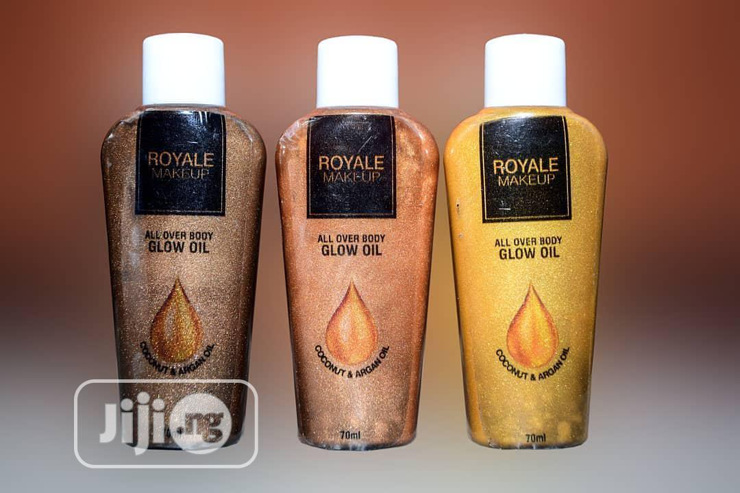 Archive: Royale Glow Oil