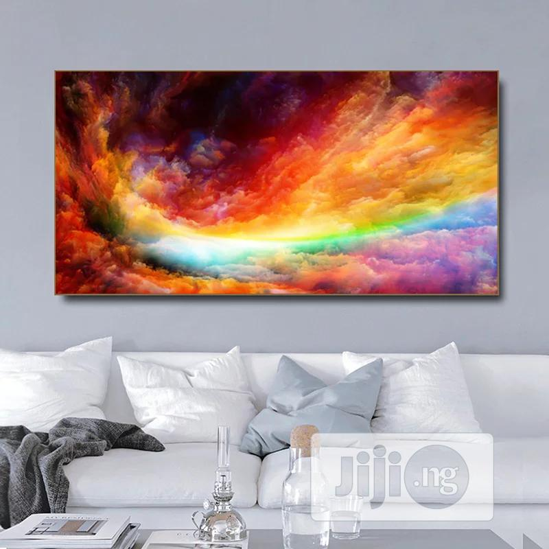 Colourful Framed Artwork | Arts & Crafts for sale in Ajah, Lagos State, Nigeria