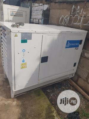 Clean 20kva Uk Perkins Jubaili Soundproof Diesel Gen.Digital | Electrical Equipment for sale in Lagos State, Ojodu