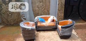 Brown New Sofa Chair Set For Sale | Furniture for sale in Edo State, Benin City