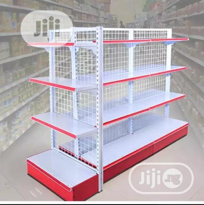 Archive: Wire Mesh Rack Shelf