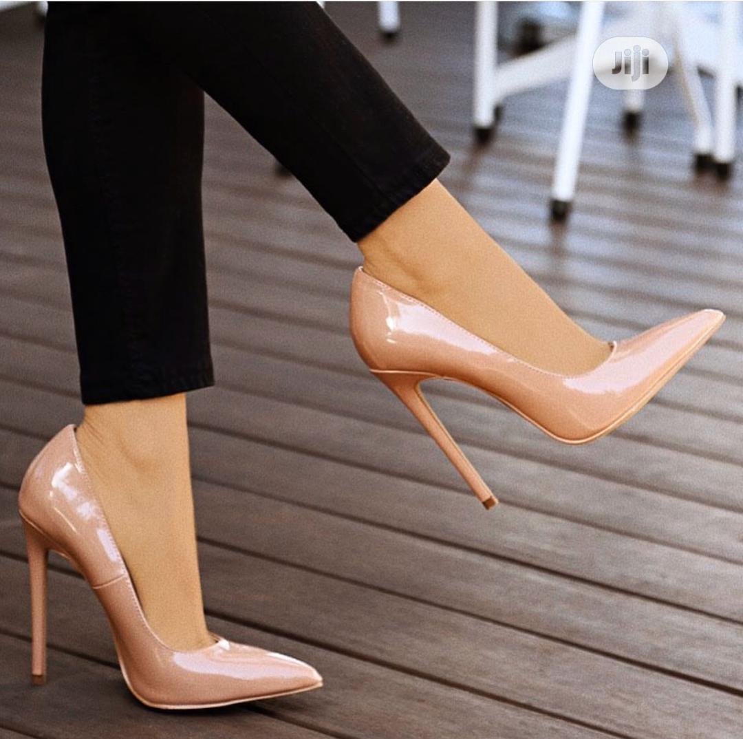 Archive: Low Heel Court Shoe