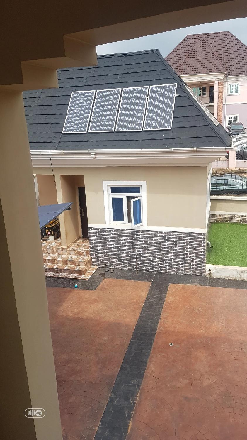 Duplex With Swimming Pool And Well Furnished For Sale In Ngozika