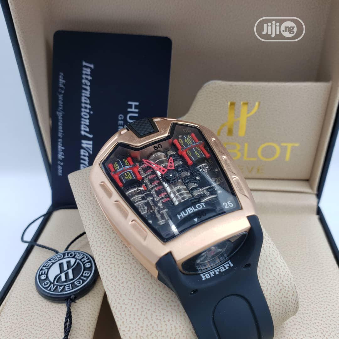 Hublot Quality Wristwatch