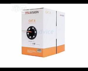 Hikvision Cat6 Cable   Accessories & Supplies for Electronics for sale in Lagos State, Ojo