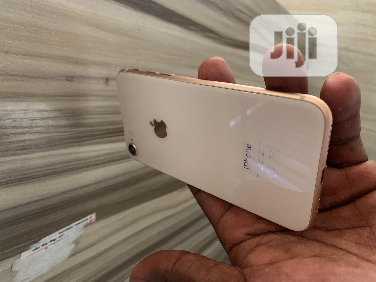 Apple iPhone 8 256 GB Gold | Mobile Phones for sale in Ikeja, Lagos State, Nigeria