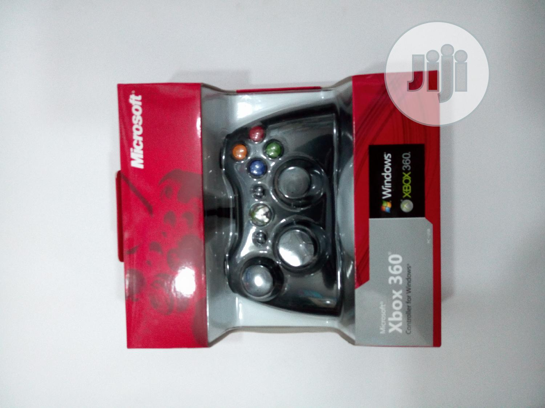 Archive: Xbox 360 Wireless Pad