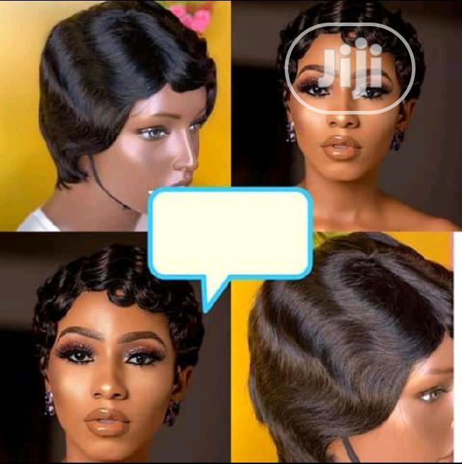 Archive Human Hair Short Wig In Abeokuta North Hair Beauty Mojisola Sonde Jiji Ng For Sale In Abeokuta North Buy Hair Beauty From Mojisola Sonde On Jiji Ng