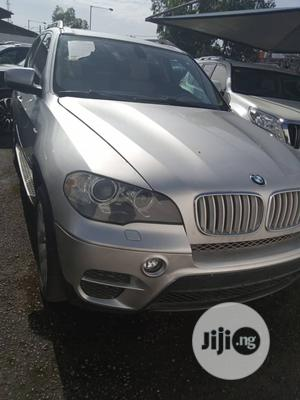 BMW X5 2012 Silver | Cars for sale in Lagos State, Ikeja
