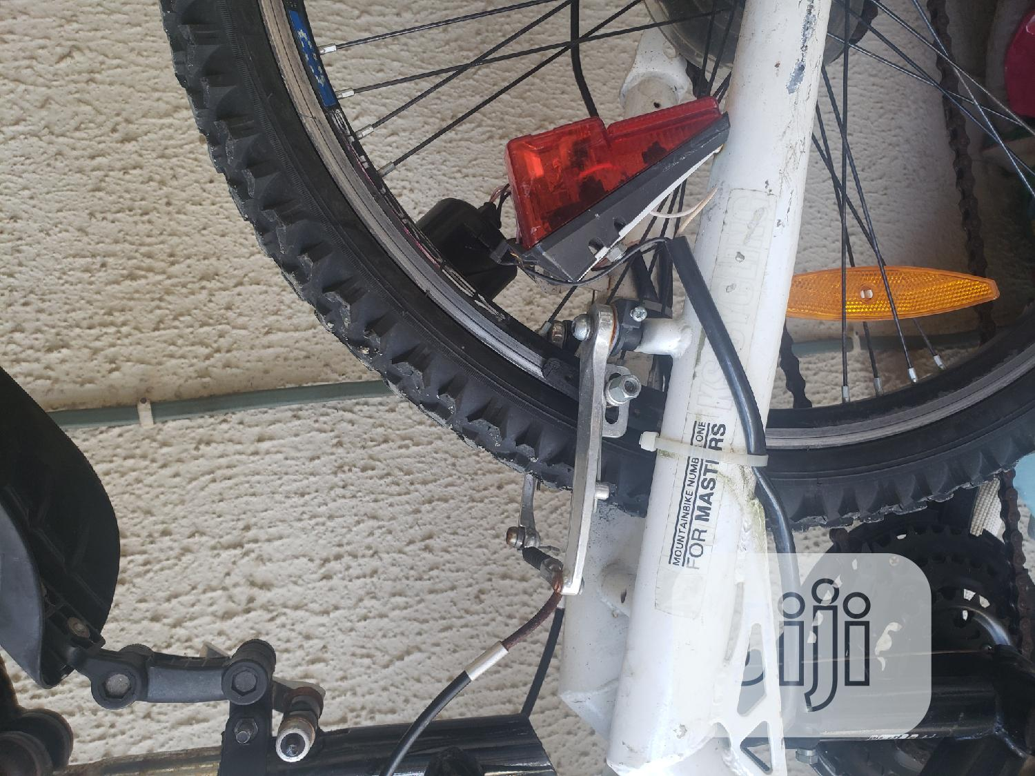 Archive: German Used KS Cycling Bicycle