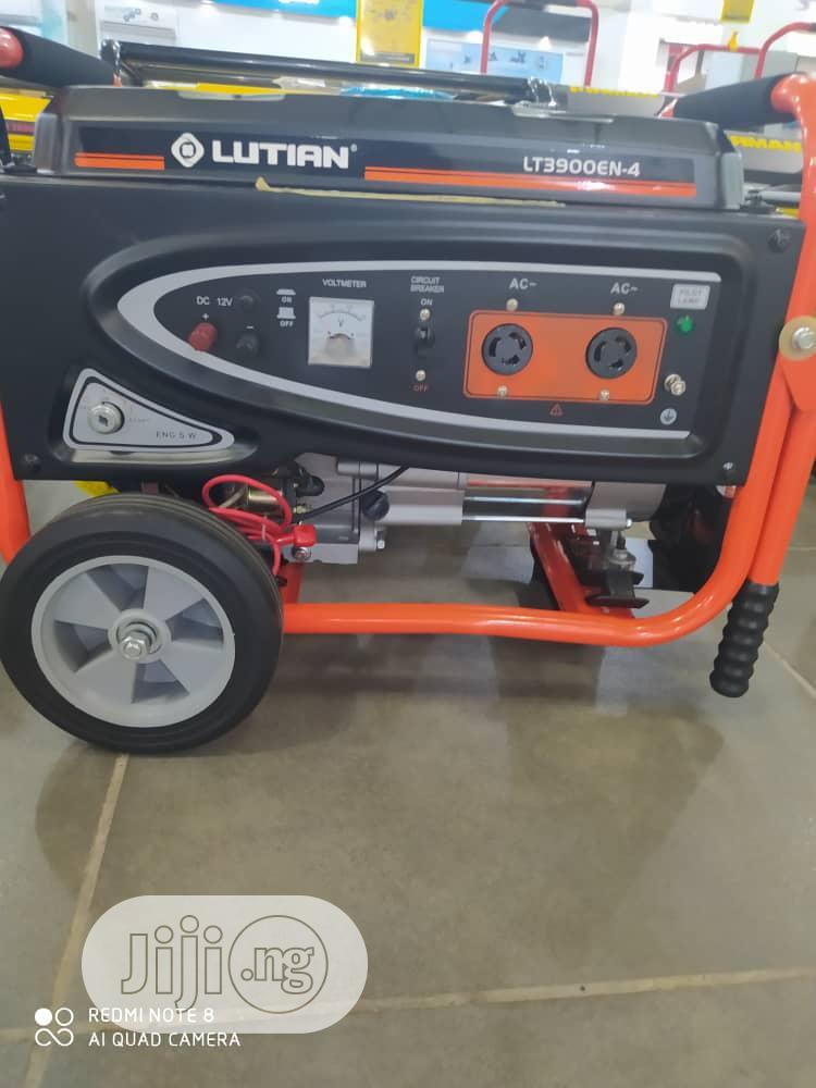New Lutian Generator(3.2kva)