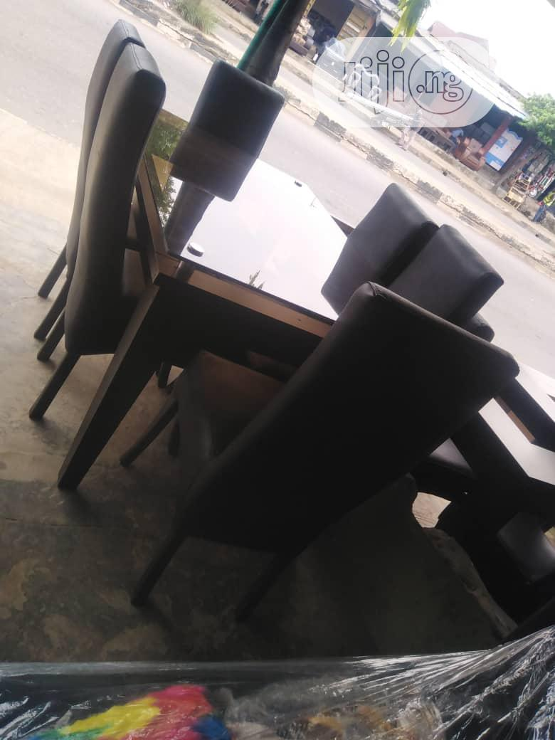 Archive: 6 And 4 Dining Set