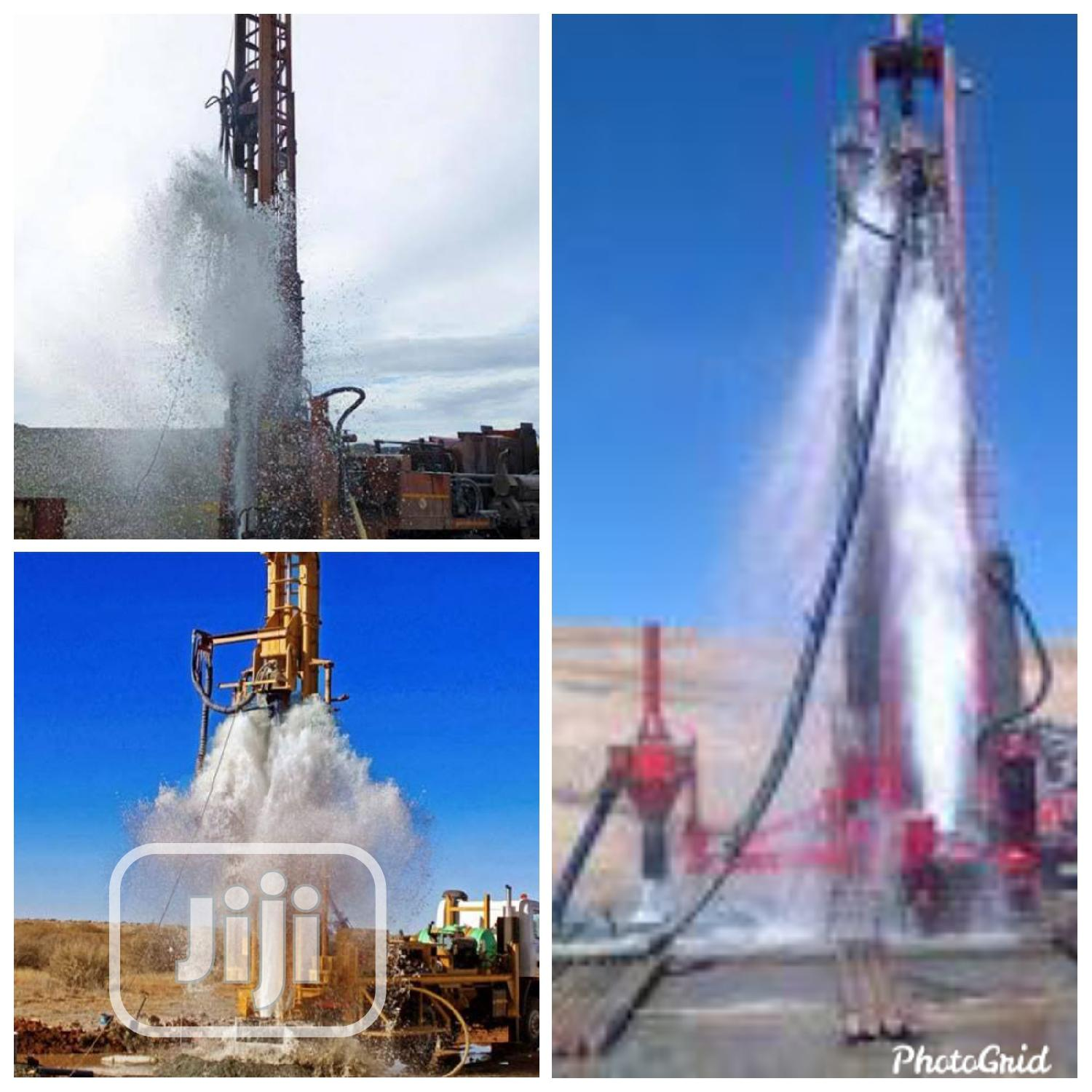 Borehole Works, Water Treatment, M&E/Mep Works. | Building & Trades Services for sale in Ajah, Lagos State, Nigeria