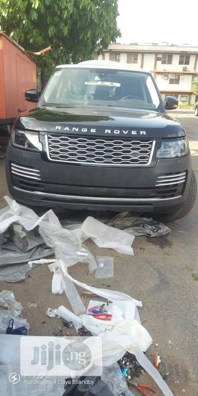 Upgrading Of Range Rover Of Any Model From 2014 To 2020