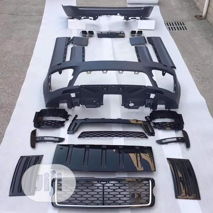 Upgrading Of Range Rover Of Any Model From 2014 To 2020 | Vehicle Parts & Accessories for sale in Mushin, Lagos State, Nigeria