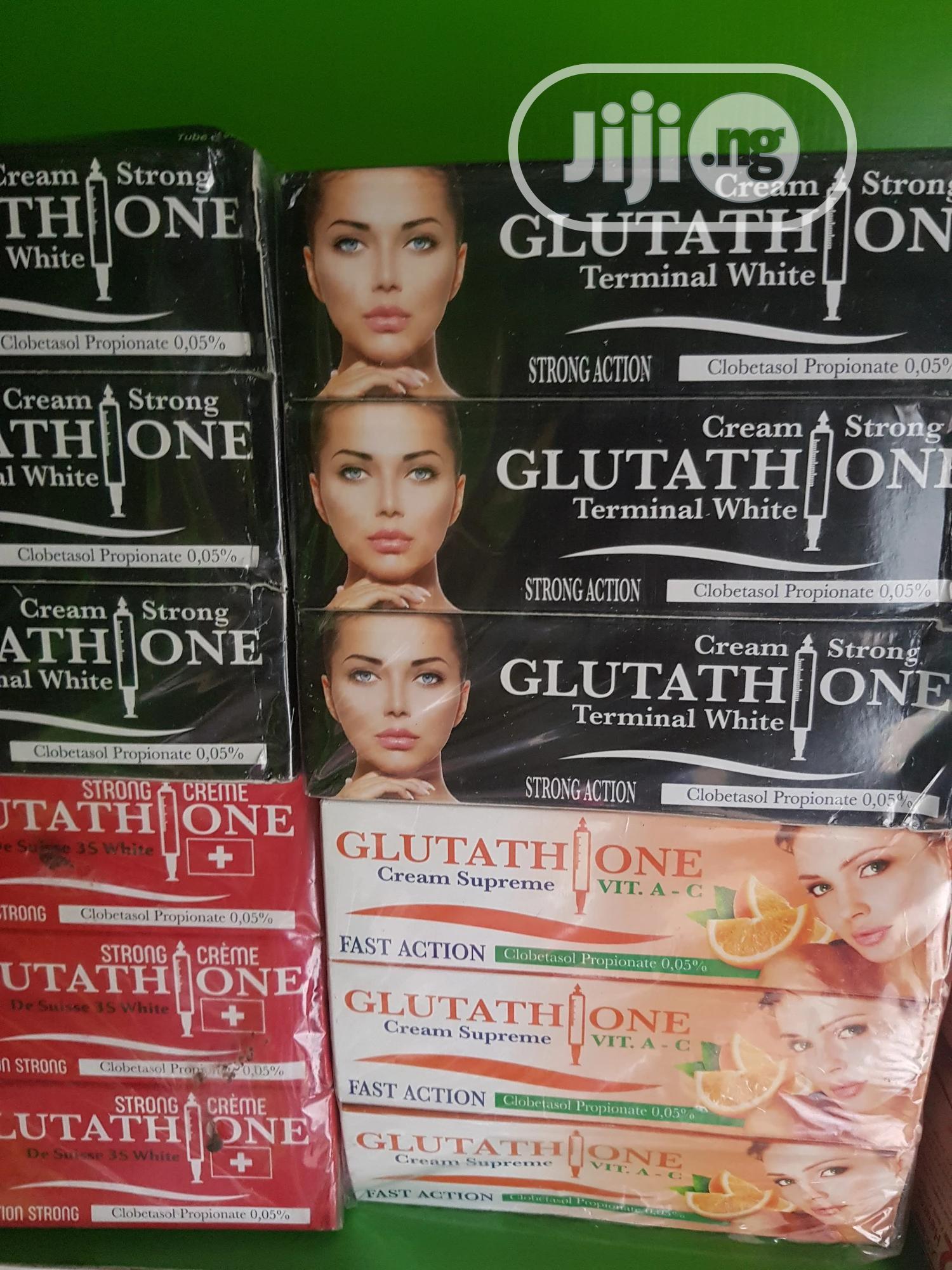 Glutathione Tube