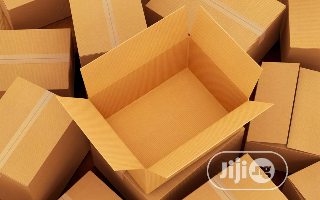 Archive: Product Packaging Box