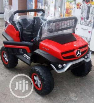 2019 Mercedes Benz Jeep Wrangler Electric Ride | Toys for sale in Lagos State, Ajah